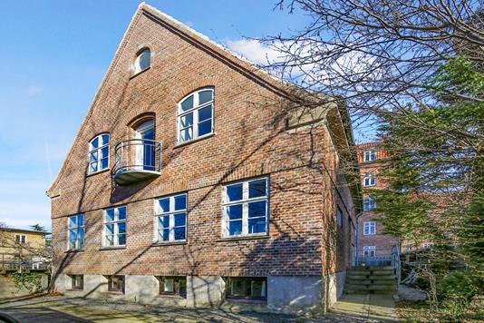 Villa på Ulrik Birchs Allé i København S - Ejendom 1