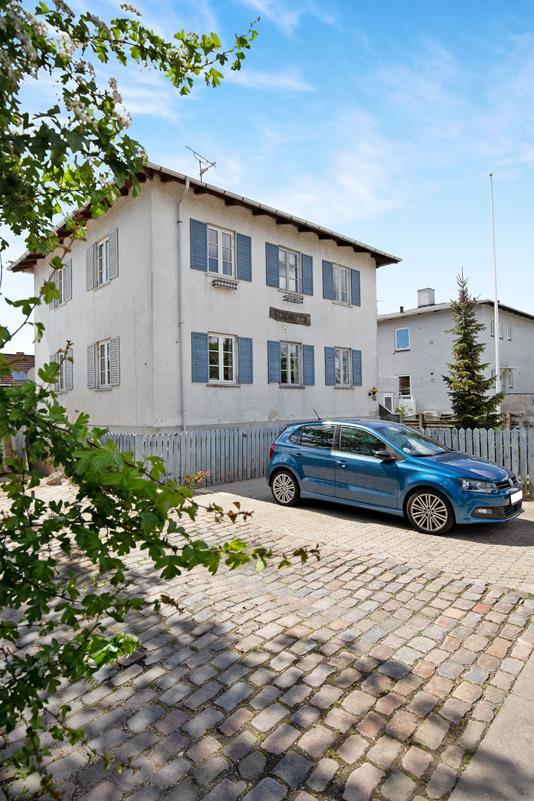 Villa på Hyben Alle i Kastrup - Ejendom 1