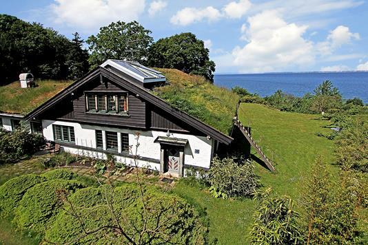 Villa på Odinshøjvej i Ålsgårde - Ejendommen