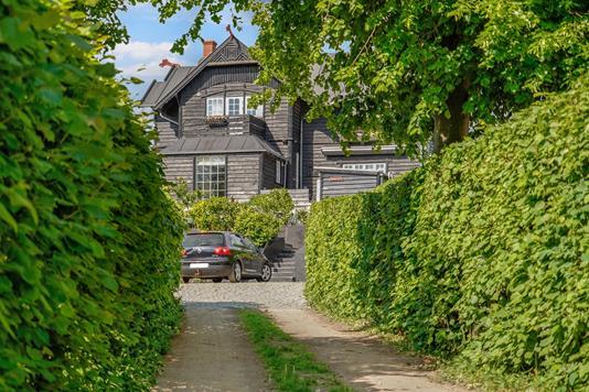Villa på Krogebakke i Ålsgårde - Ejendom 1