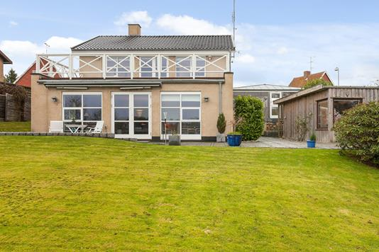 Villa på Bretagnevej i Hornbæk - Andet