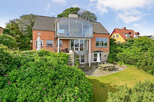 Villa på Østergade i Gilleleje - Ejendom 1