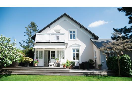 Villa på Kystvej i Hornbæk - Andet