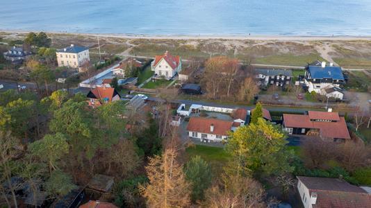 Fritidsbolig på Kystvej i Hornbæk - Andet