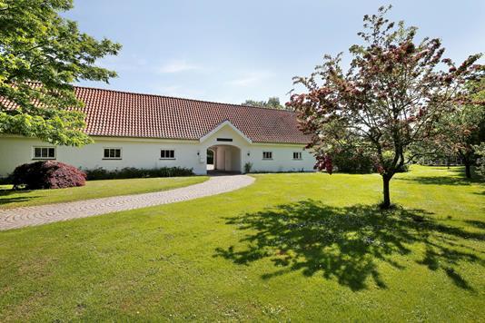 Villa på Kongevejen i Fredensborg - Ejendommen
