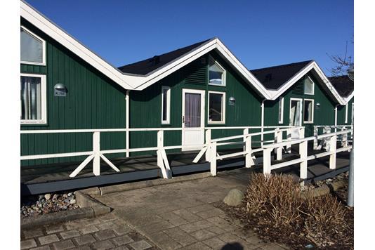 Fritidsbolig på Strandstien i Rødby - Ejendommen