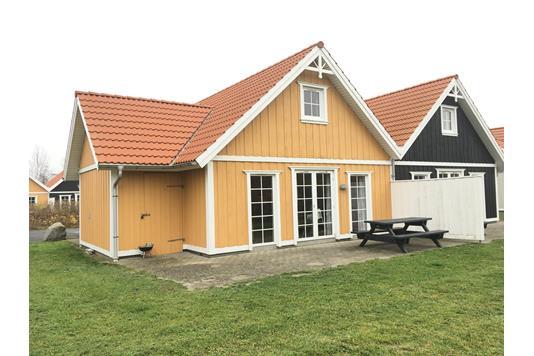 Fritidsbolig på Golfbanevej i Rødby - Ejendommen