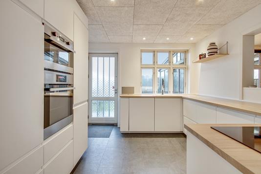 Villa på Søndergade i Låsby - Køkken