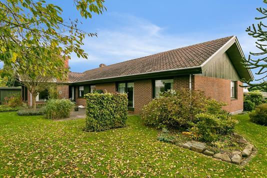 Villa på Skovbyparken i Galten - Ejendommen