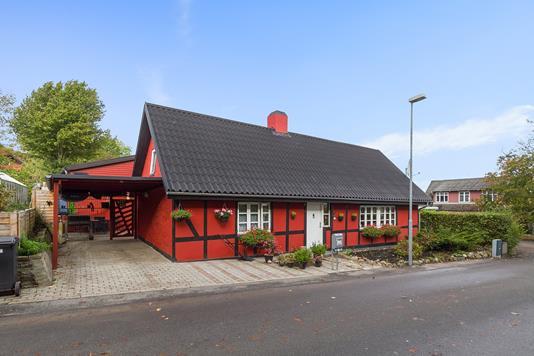 Villa på Søballevej i Galten - Ejendommen
