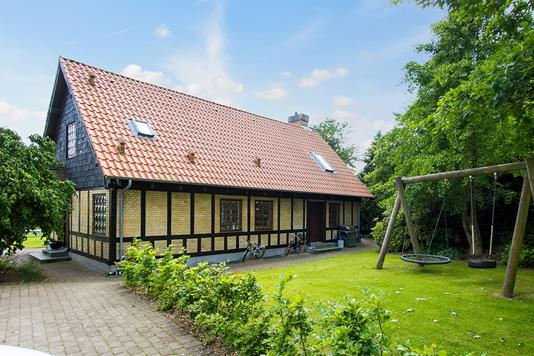 Villa på Voldbyvej i Galten - Ejendommen