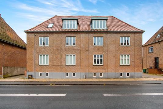 Ejerlejlighed på Grønlandsgade i Odense C - Ejendommen