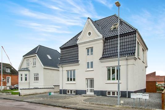 Ejerlejlighed på Eyvinds Allé i Odense SV - Ejendommen