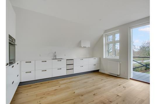 Ejerlejlighed på Victoriagade i Odense C - Køkken alrum