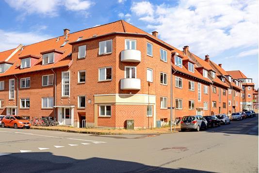 Ejerlejlighed på Thuresensgade i Odense C - Ejendommen