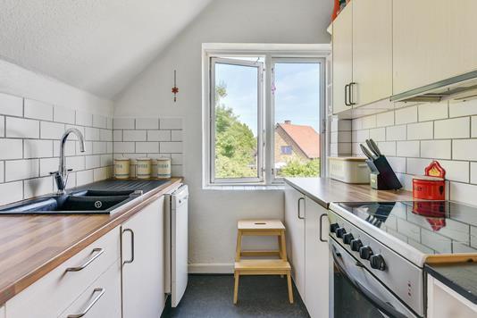 Ejerlejlighed på Kærmindevej i Odense C - Køkken