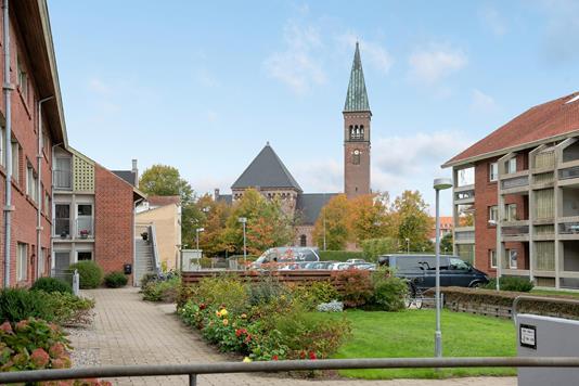 Ejerlejlighed på Filosofgangen i Odense C - Område