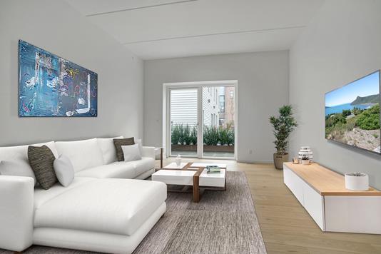 Ejerlejlighed på Carl Nielsens Kvarter i Odense C - Stue