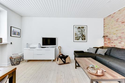 Ejerlejlighed på Schacksgade i Odense C - Stue
