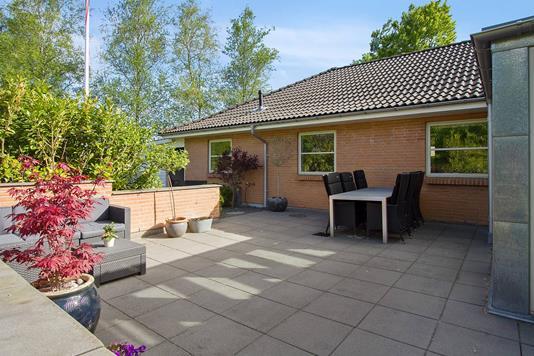 Villa på Tjørneparken i Gadbjerg - Andet