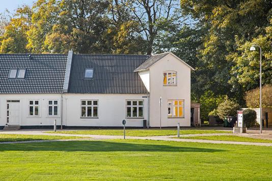 Villa på Gormsgade i Jelling - Ejendommen