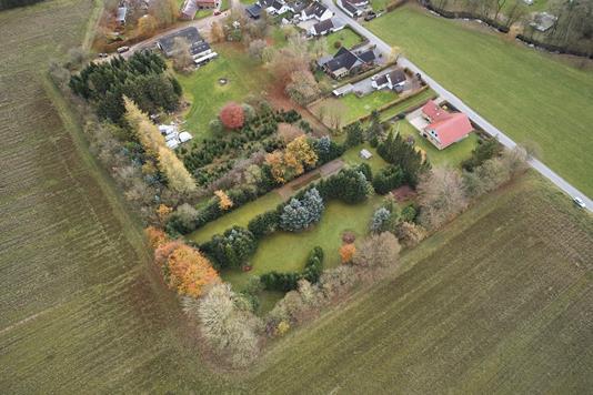 Villa på Refstrupvej i Gadbjerg - Andet