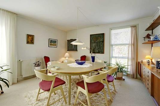 Villa på Hygumvej i Jelling - Stue