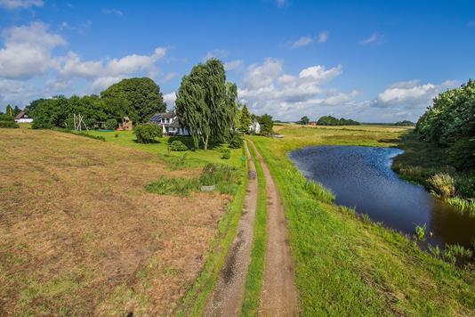 Landejendom på Ådalvej i Jelling - Andet