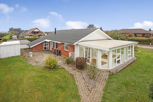 Villa på Agervej i Jelling - Ejendommen