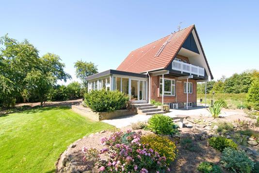 Villa på Ådalvej i Jelling - Facade