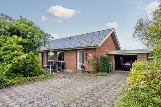 Villa på Jeppe Åkjær Vej i Bredsten - Andet