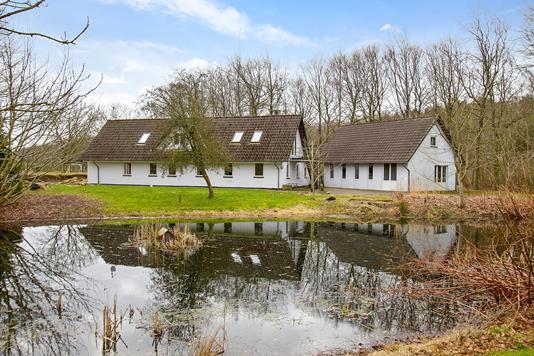 Villa på Gl. Viborgvej i Jelling - Ejendommen