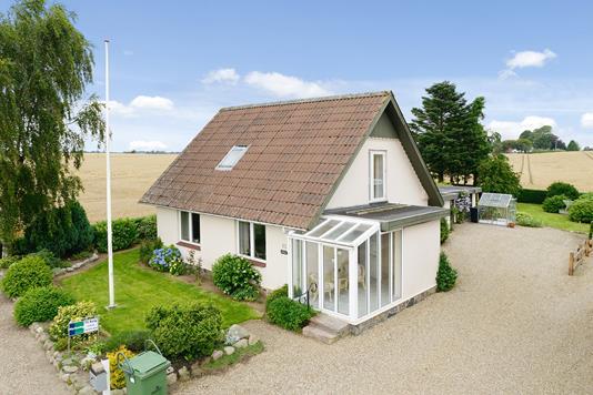 Villa på Ådalvej i Jelling - Mastefoto
