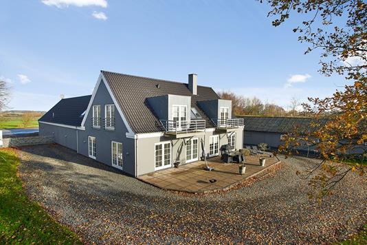 Villa på Vejlevej i Jelling - Maskinhus
