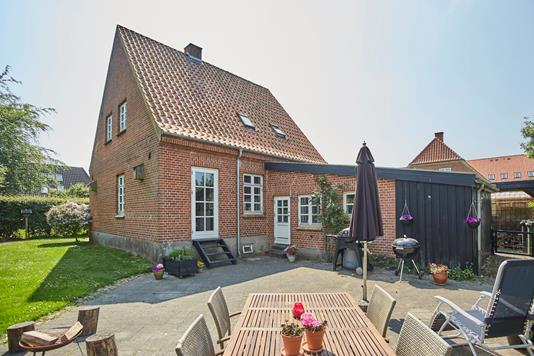 Villa på Grønnegade i Jelling - Andet