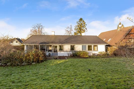 Villa på Klintedalen i Farum - Ejendommen