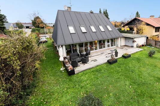 Villa på Ryttergårdsvej i Farum - Ejendommen