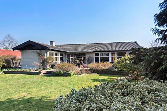 Villa på Rosenvænget i Farum - Ejendommen