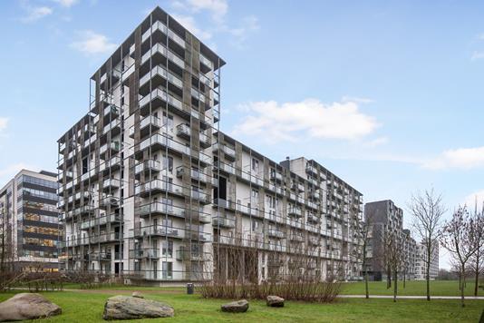 Ejerlejlighed på Edvard Thomsens Vej i København S - Ejendom 1