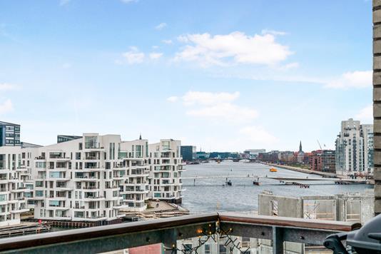 Ejerlejlighed på Martin Luther Kings Vej i København SV - Udsigt