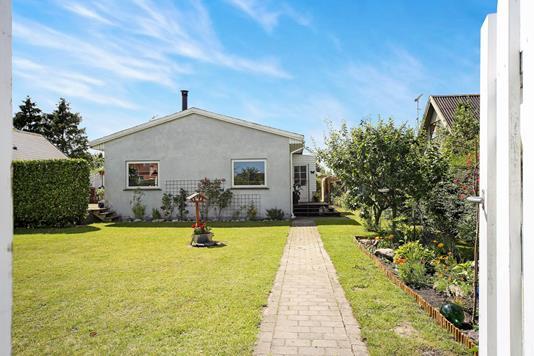Villa på Nebraskavej i København S - Ejendommen
