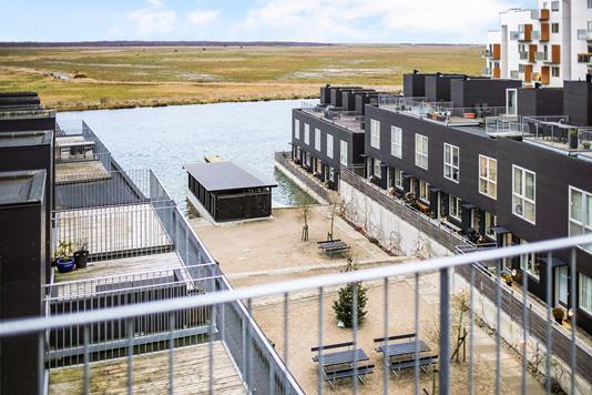 Ejerlejlighed på Richard Mortensens Vej i København S - Udsigt
