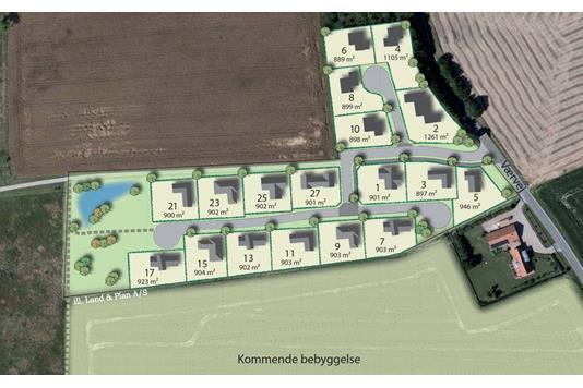 Helårsgrund på Vær Engvej i Horsens - Andet