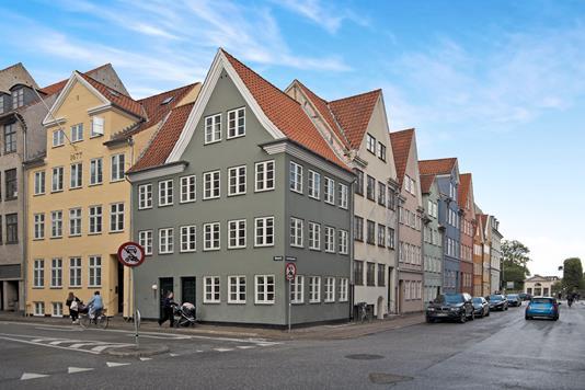 Villa på Åbenrå i København K - Ejendommen