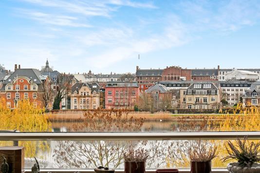 Ejerlejlighed på Vester Søgade i København V - Udsigt
