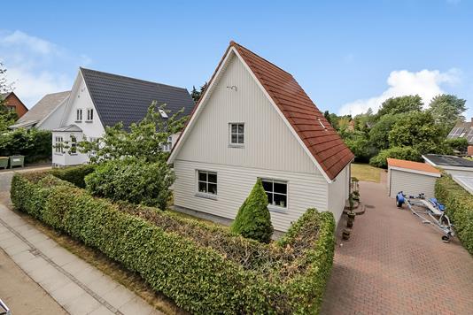 Villa på Roesskovsvej i Odense V - Ejendommen