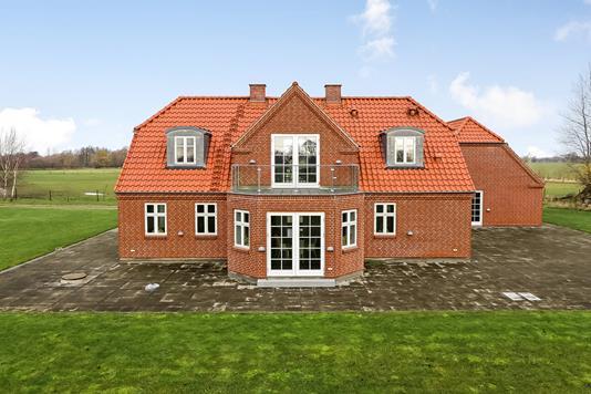 Villa på Gåseholmvej i Agedrup - Ejendommen