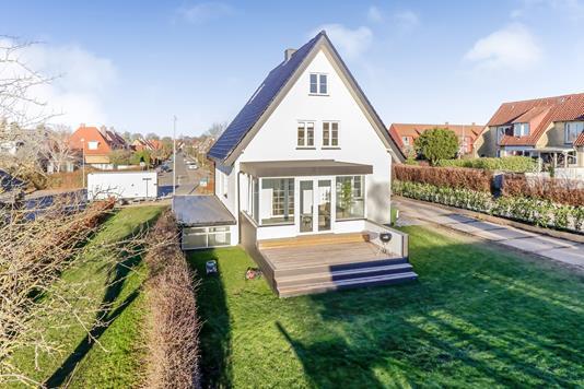 Villa på J.L. Heibergs Vej i Odense M - Ejendommen