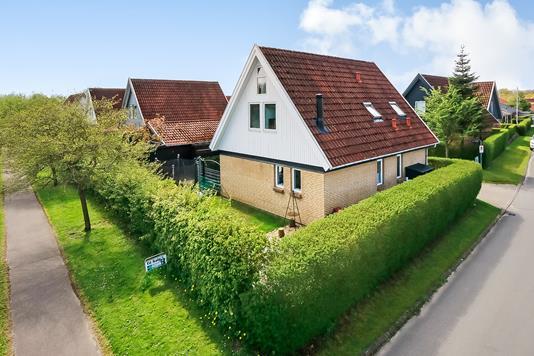 Villa på Havremarken i Odense S - Ejendommen
