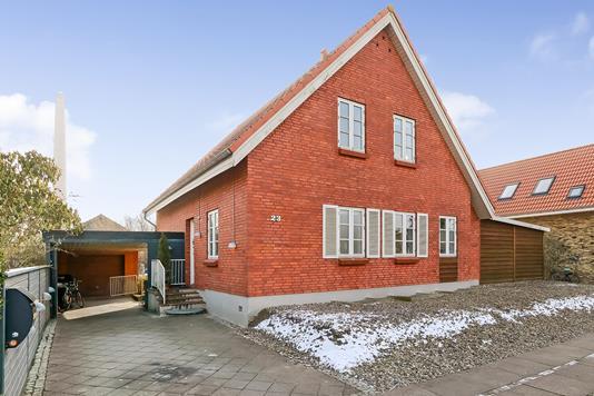Villa på Øksnebjergvej i Odense M - Ejendommen